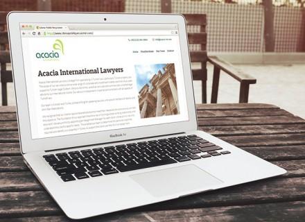 acacia avukatlık bürosu web sitesi 1